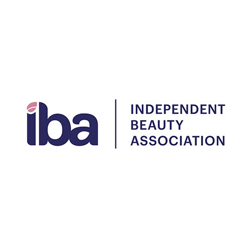 logo IBA: Independent Beauty Association